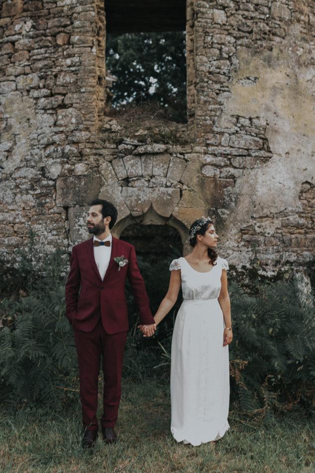 reportage photo mariage bretagne