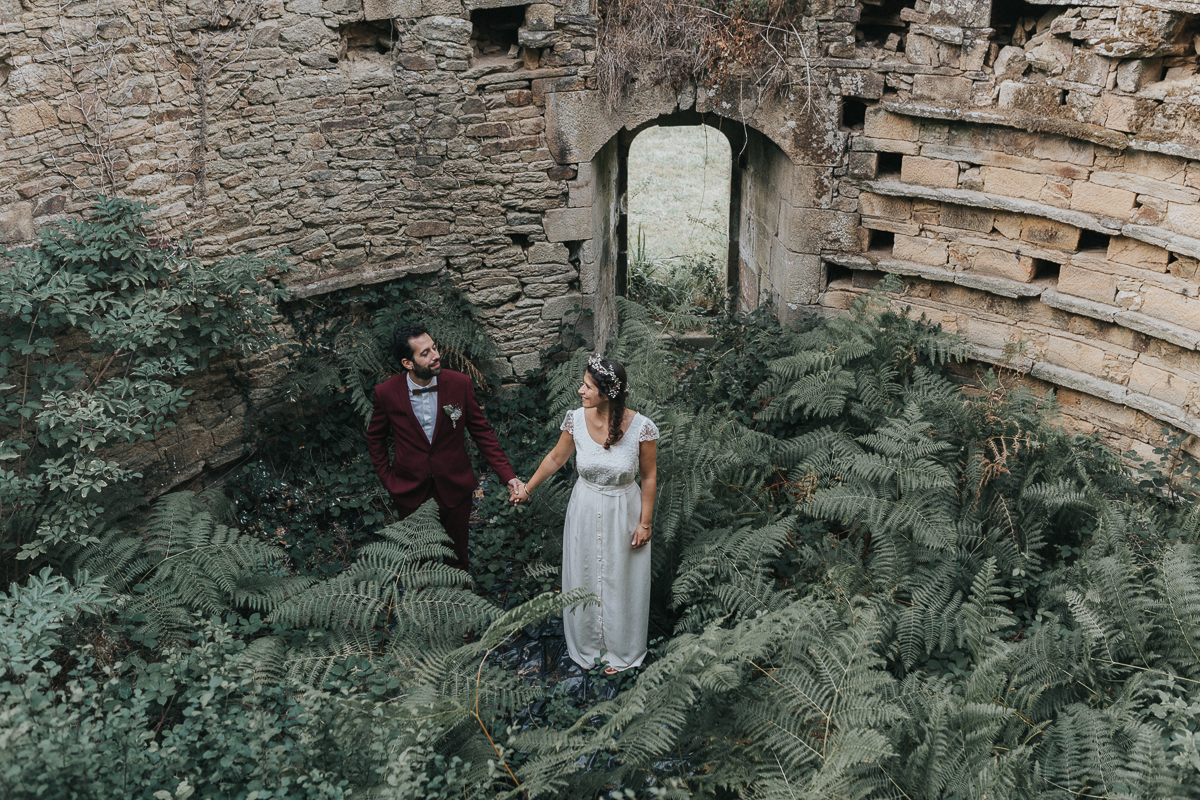 mariage domaine de kerambourg bretagne