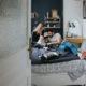 reportage photo famille a domicile Yvelines virginie hamon