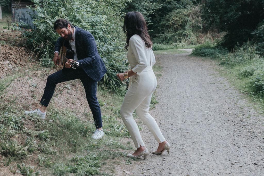 mariage folk intime en bretagne