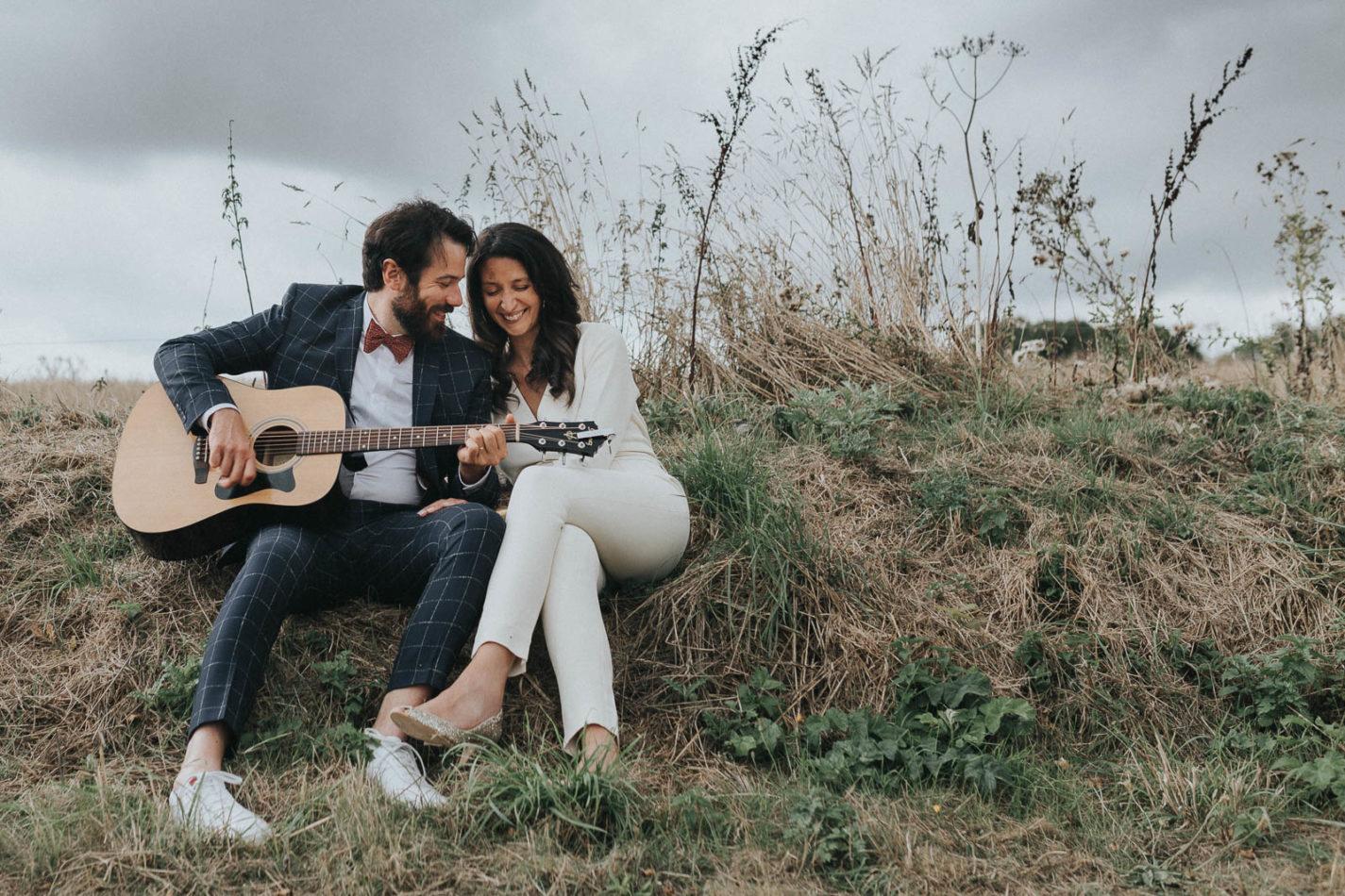 mariage folk en Bretagne