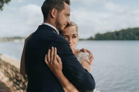 mariage à l'orangerie de lanniron