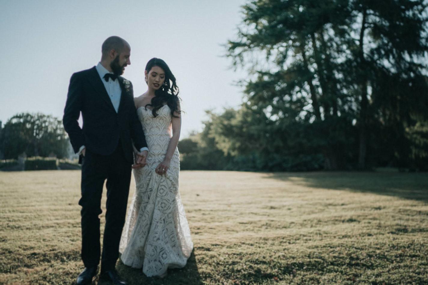 reportage mariage Domaine de Montmarin